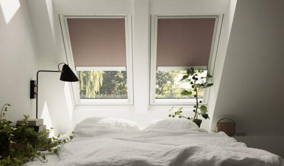 Gardez votre chambre au frais pendant les chaudes journées d'été